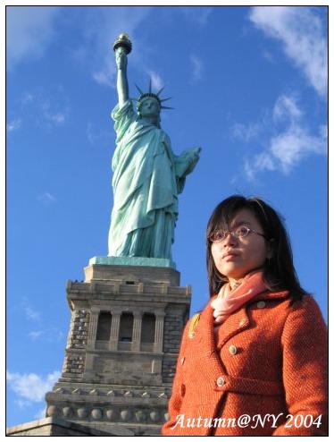 09-自由的女神