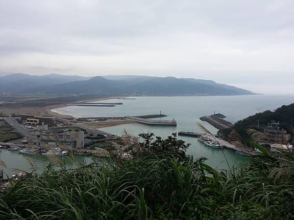 金山磺港漁港