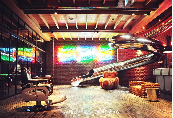 1408351804 441957354 - 【台中住宿】紅點文旅-27公尺不鏽鋼地表最潮溜滑梯旅店,小孩子的最愛城市新樂園