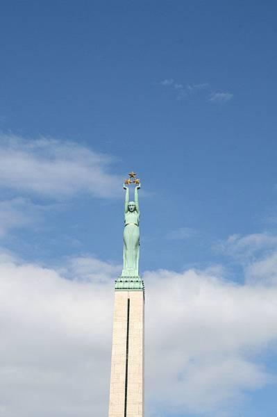 和平廣場(紀念脫離蘇聯獨立)