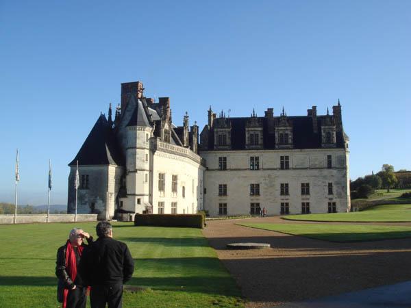 昂布瓦斯堡Chateau d'Amboise