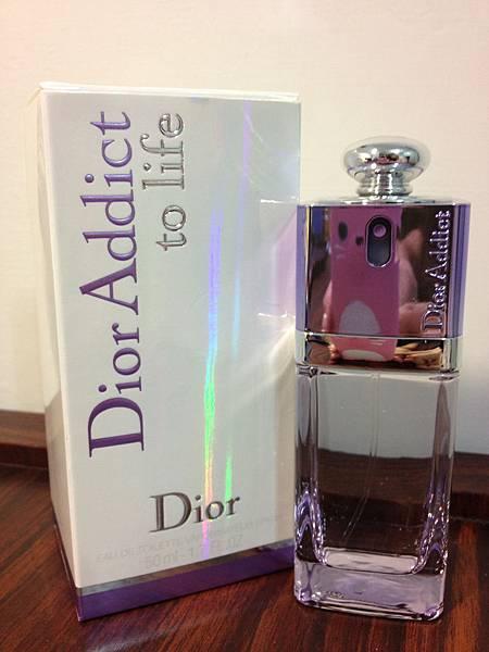 我的新歡~Dior Addict to life