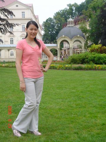 2006-孫博指點的pose @捷克