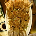 一人一隻瀨尿蝦