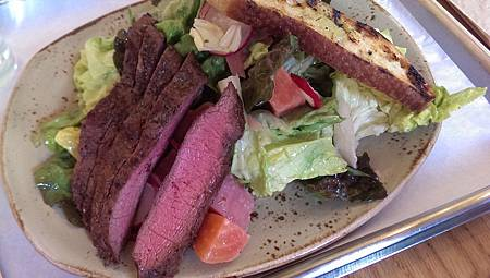Backyard Steak Big Salad