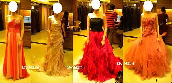 紅禮服-1