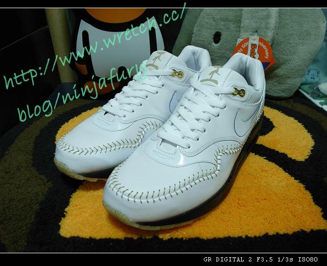 chaussures de séparation 2459b 49dd3 Nike Air Max 1 Premium TW QS