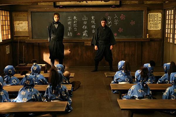 土井和三田老師