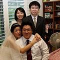 這是小叔結婚時拍的