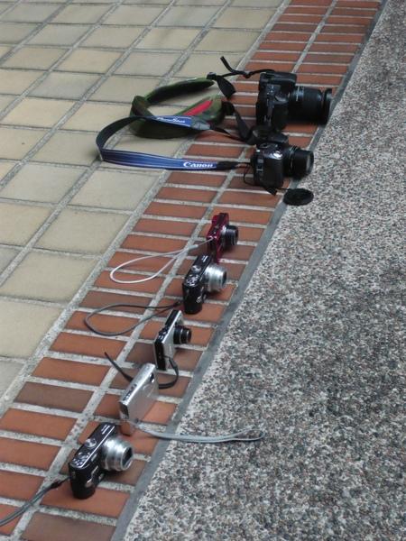 排排站的相機