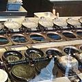 梅枝餅製作過程