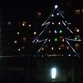 福岡市內的聖誕裝飾