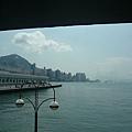 海港城向外拍海景