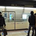 福岡地下鐵一景
