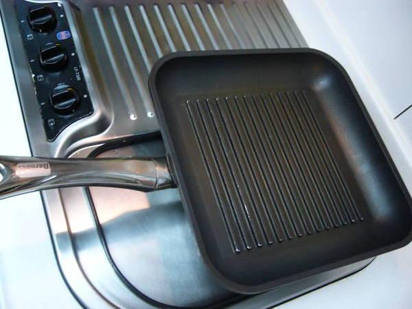 一把好鍋~Berndes 燒烤鍋