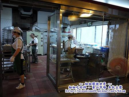 阜杭豆漿透明式廚房