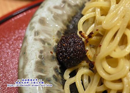 山頭火拉麵_10辣味噌沾麵4