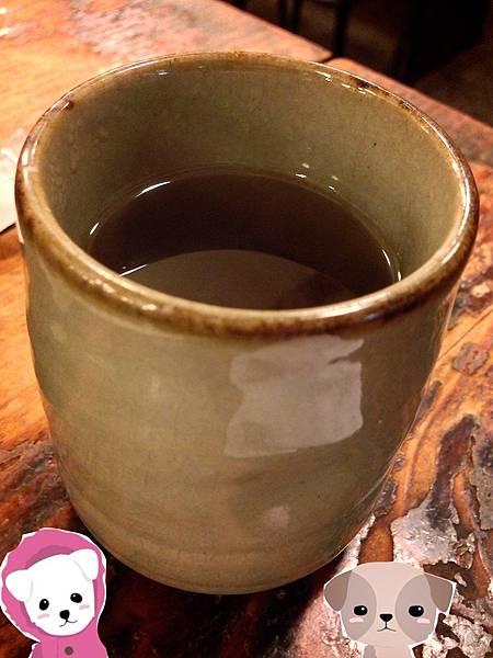 肥前屋 熱茶