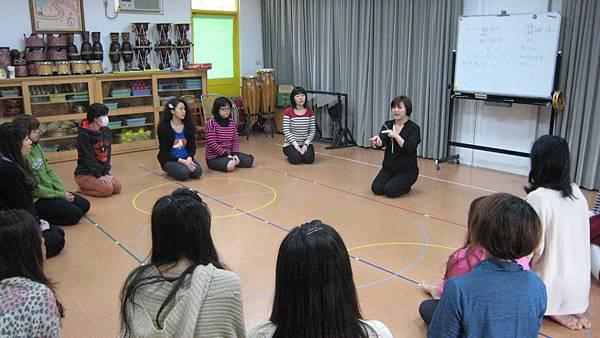 201403222014台中四季藝術幼稚園戲劇表演與主持師訓 (4)