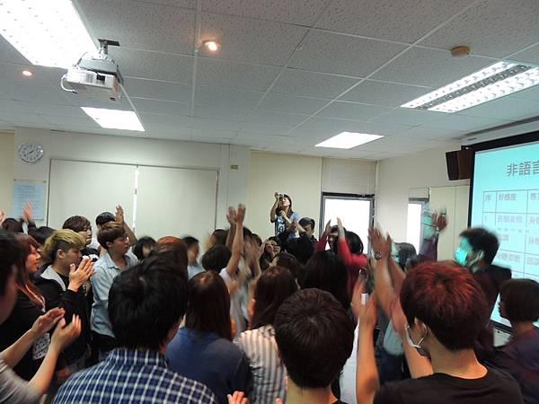 20140326德霖技術學院導覽儀態與表達情性肢體訓練 (4)