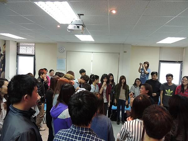 20140326德霖技術學院導覽儀態與表達情性肢體訓練 (5)