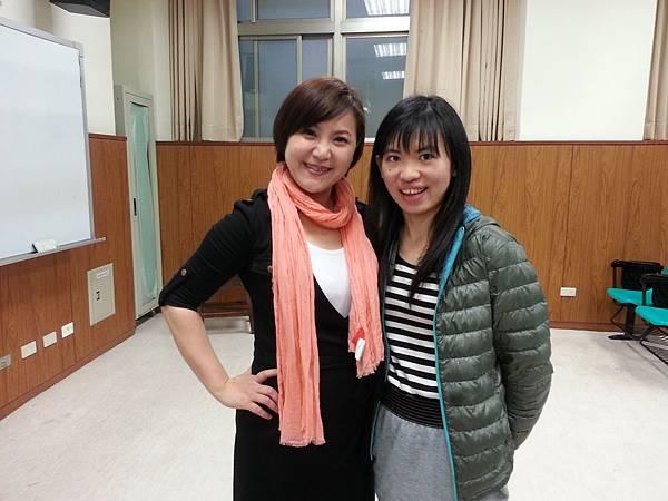 蔡心彤老師NISHA中台科技大學魅力口語大進擊20140402 (7)