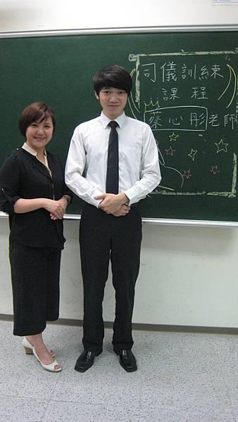 心彤老師帶領東海親善服務團司儀訓練20140507 (33)