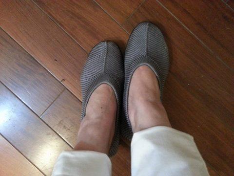 我的愛鞋足弓鞋