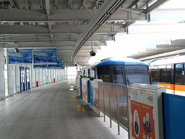 東京モノレール 羽田空港国際線ビル駅