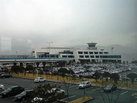 釜山金海空港国内線ターミナル