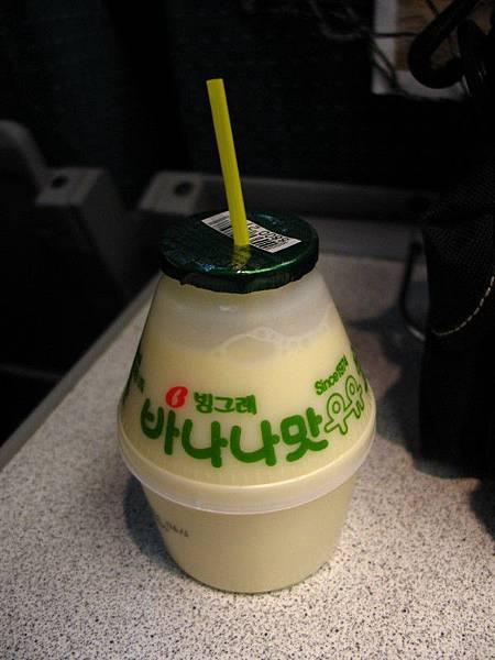 바나나맛우유