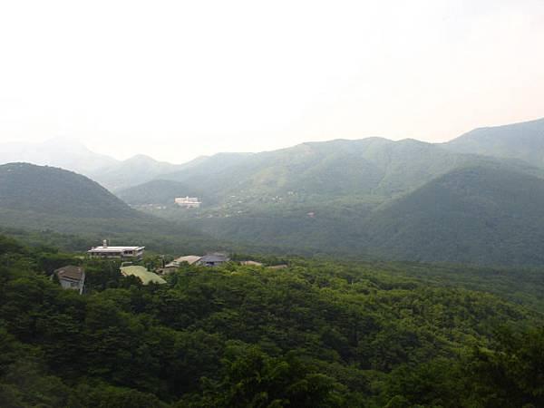 早雲山~大涌谷