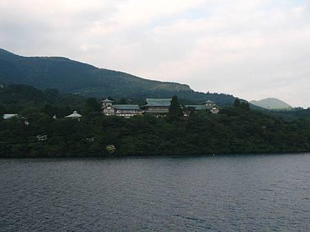 芦ノ湖畔蛸川温泉龍宮殿