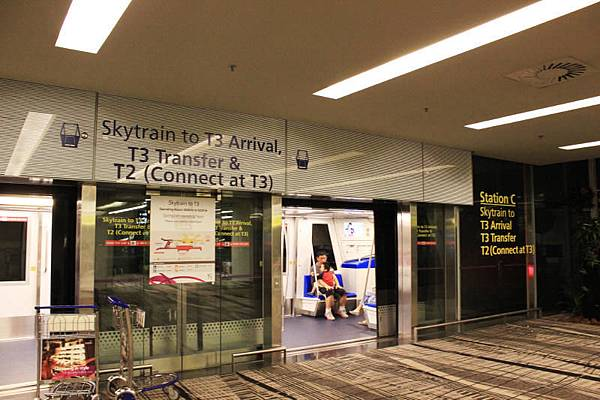 シンガポールチャンギ空港第一ターミナル