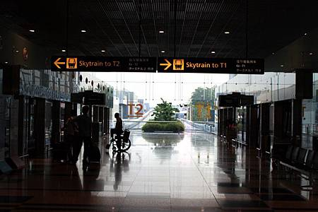 シンガポールチャンギ空港第三ターミナル