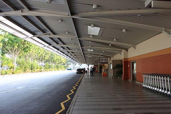 シンガポールチャンギ空港バジェットターミナル