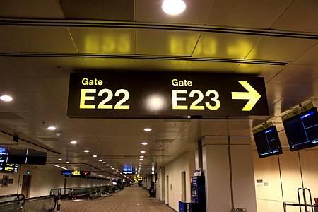 シンガポール空港第二ターミナル