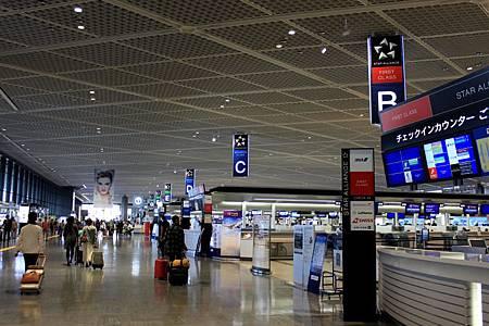 東京成田空港第一ターミナル南ウィング