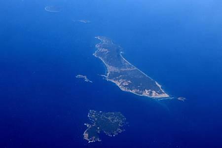 新島と式根島