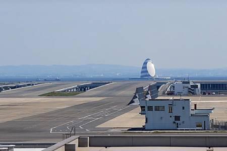 東京羽田空港と風の塔