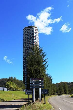 星野リゾートトマム ザ.タワー