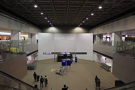 東京成田空港第二ターミナル