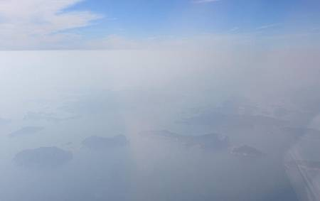 閑麗海上国立公園