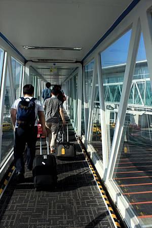 釜山金海空港国際線ターミナル