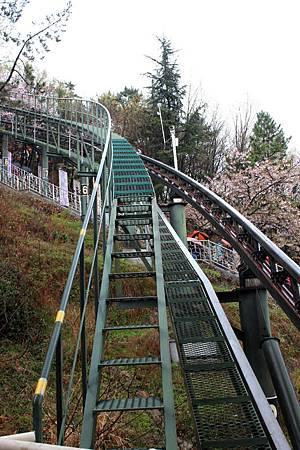 帝皇山公園モノレール