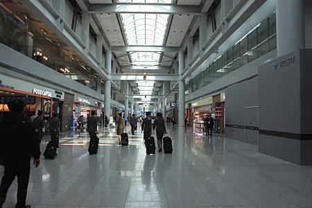 ソウル仁川空港