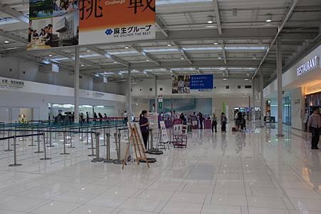 大阪関西空港第二ターミナル