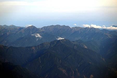 郡大山‧馬博拉斯山‧秀姑巒山