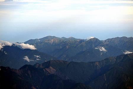 馬利加南山‧馬博拉斯山‧秀姑巒山