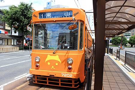 岡山電軌7200形